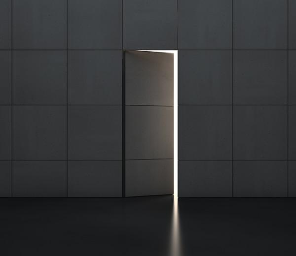 Porta ad apertura elettronica