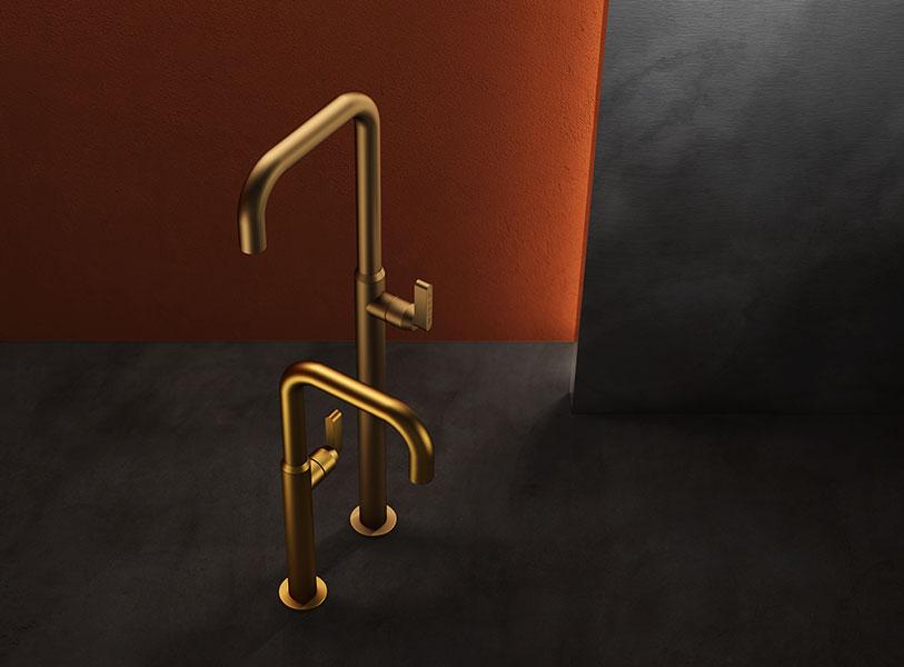 rendering rubinetti bagno