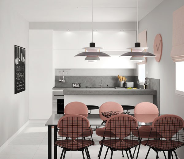 Cucina contemporanea – Community House