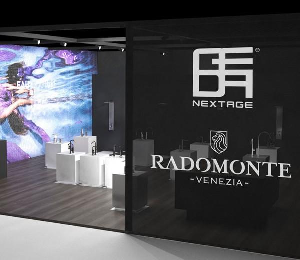Stand Geda – Salone del Mobile Milano