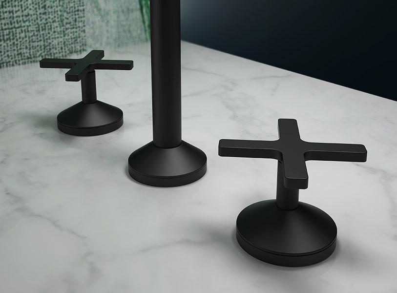 rendering rubinetteria bagno